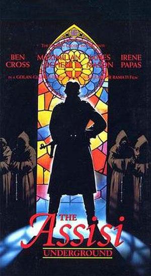 The Assisi Underground (film) - Image: Assisi Underground