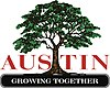 Official seal of Austin