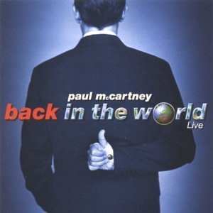 Back in the World Live - Image: Backinthe World Cover