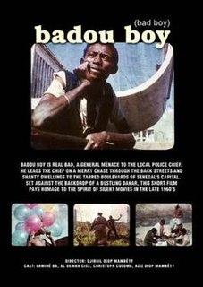 <i>Badou Boy aka Bad Boy</i> 1970 film by Djibril Diop Mambéty