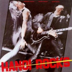 Bangkok Shocks, Saigon Shakes, Hanoi Rocks - Image: Bangkok Shocks Saigon Shakes Hanoi Rocks