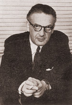Paul A. Baran - Economist Paul A. Baran as he appeared in the late 1950s.