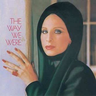 The Way We Were (Barbra Streisand album) - Image: Barbra Streisand – The Way We Were