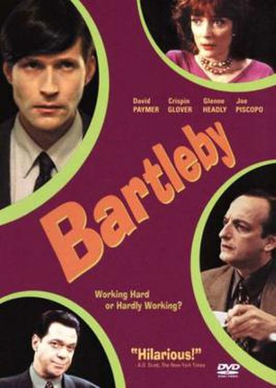 Picture of a movie: Bartleby