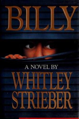 Billy (novel) - Image: Billy (novel)