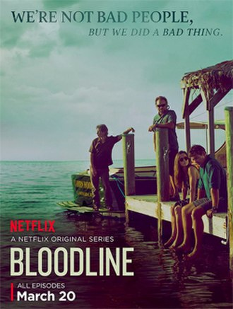Bloodline (TV series) - Season 1 poster