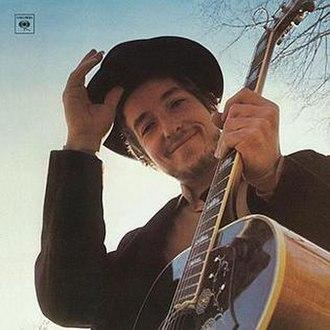 Nashville Skyline - Image: Bob Dylan Nashville Skyline