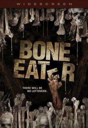 Bone Eater - DVD cover