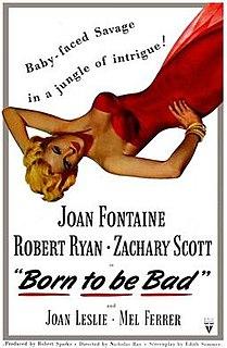 <i>Born to Be Bad</i> (1950 film)