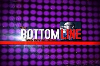 The Bottomline with Boy Abunda - Image: Bottomline titlecard