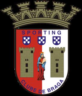 S.C. Braga B Portuguese association football reserve team