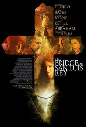 The Bridge of San Luis Rey (2004 film) - Promotional poster