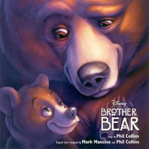 Brother Bear (soundtrack) - Image: Brother bear soundtrack cover