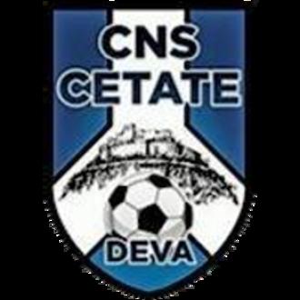 CNS Cetate Deva - Image: CNS Cetate Deva logo 2017