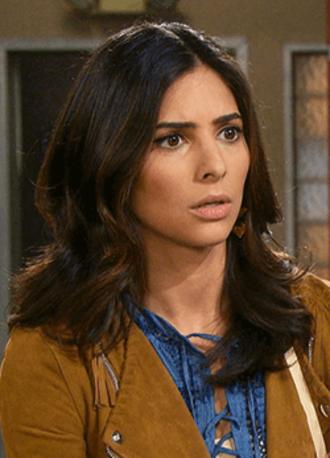Gabi Hernandez - Camila Banus as Gabi Hernandez