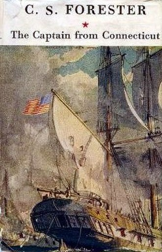 The Captain from Connecticut - First edition cover