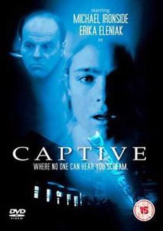 Captive (1998 film) - DVD cover