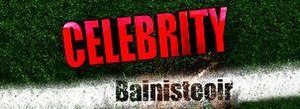 Celebrity Bainisteoir - Image: Celebrity Bainisteoir logo