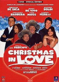 <i>Christmas in Love</i> 2004 film by Neri Parenti