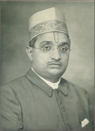 Choonilal Devkaran Nanjee - C.D. Desai
