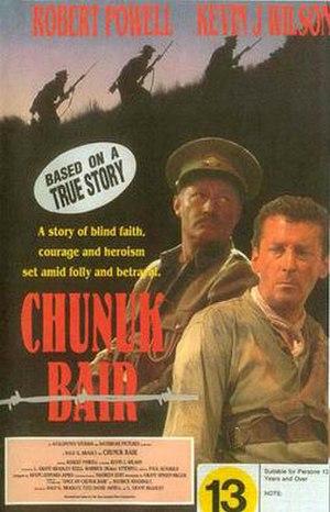 Chunuk Bair (film) - Movie poster