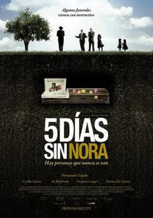 Nora's Will - Film poster