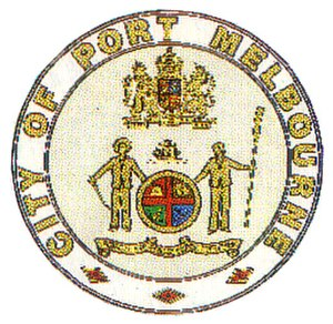 City of Port Melbourne - Image: City of Port Melbourne Logo