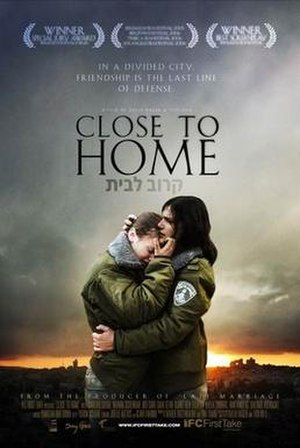 Close to Home (film) - theatrical release poster