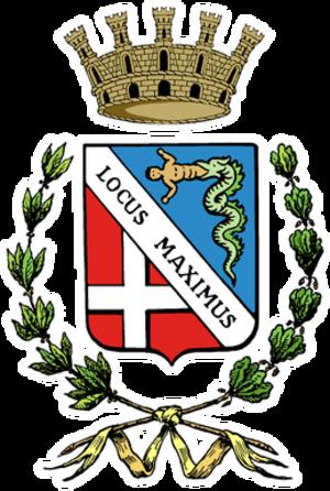 Lomazzo - Image: Coat of arms of Lomazzo