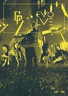 <i>Evolve</i> (Coldrain album) 2014 live album / DVD by Coldrain