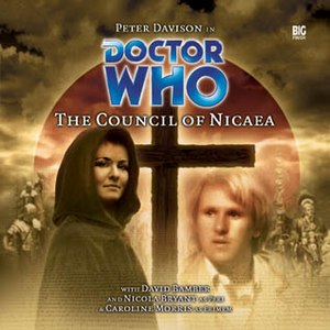 The Council of Nicaea (audio drama) - Image: Council of Nicaea (Doctor Who)