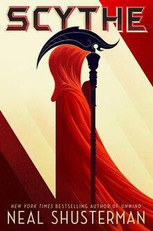 Image result for scythe by neal shusterman