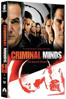 Criminal minds DVD cover, season 2.jpg