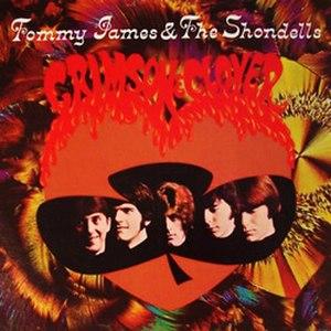 Crimson & Clover (album) - Image: Crimson & Clover (album)