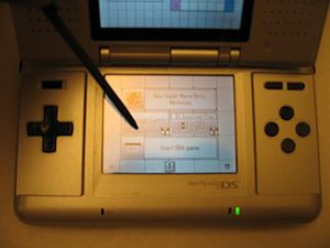 DS Touch Screen