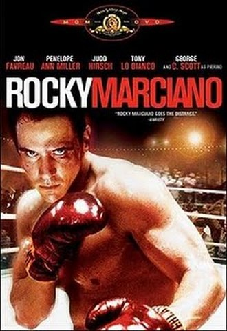 Rocky Marciano (film) - DVD cover