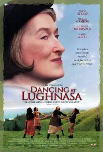 Dancing at Lughnasa (film) - Theatrical release poster