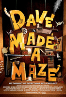 Picture of a movie: Dave Made A Maze