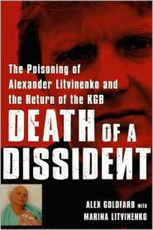 Death of a Dissident - First edition cover