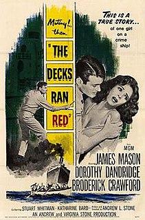 <i>The Decks Ran Red</i> 1958 film