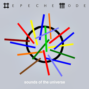 Sounds of the Universe - Image: Depeche Mode Sounds of the Universe