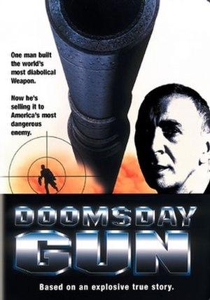 Doomsday Gun - Image: Doomsday Gun dvd cover