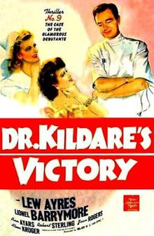 Dr. Kildare's Victory FilmPoster.jpeg