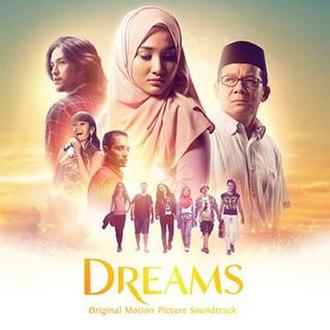 Dreams (Original Motion Picture Soundtrack) - Image: Dreams (Original Motion Picture Soundtrack) cover album