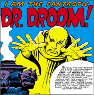 Doctor Druid - Image: Droom