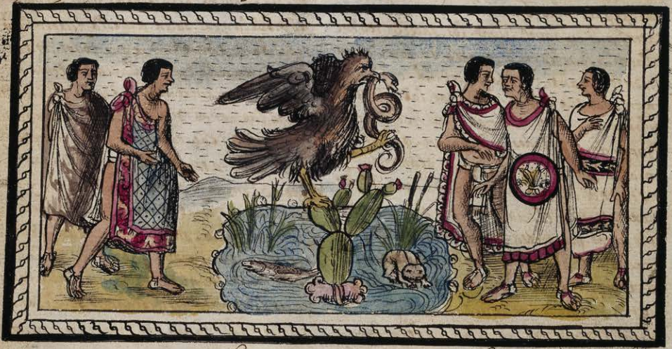 Duran Codex Eagle
