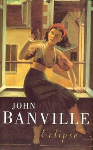 Eclipse (Banville novel) - Cover of first edition