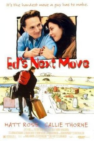 Ed's Next Move - Image: Ed's Next Move Film Poster