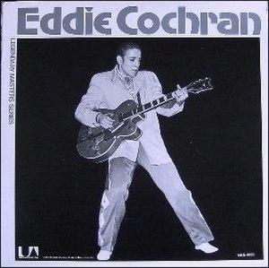 Legendary Masters Series - Image: Eddie Cochran LP UAS9959