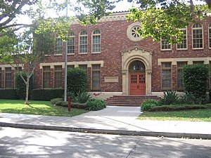 Elysian Valley, Los Angeles - Dorris Place Elementary School